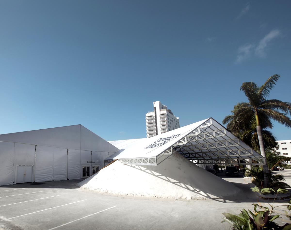 formlessfinder Design Miami pavilion