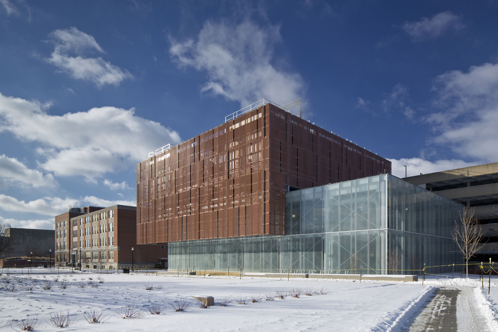 Ohio State University East Regional Chilled Water Plant