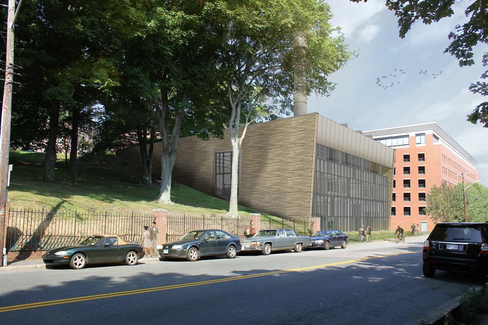 Tufts University Campus Energy Plant