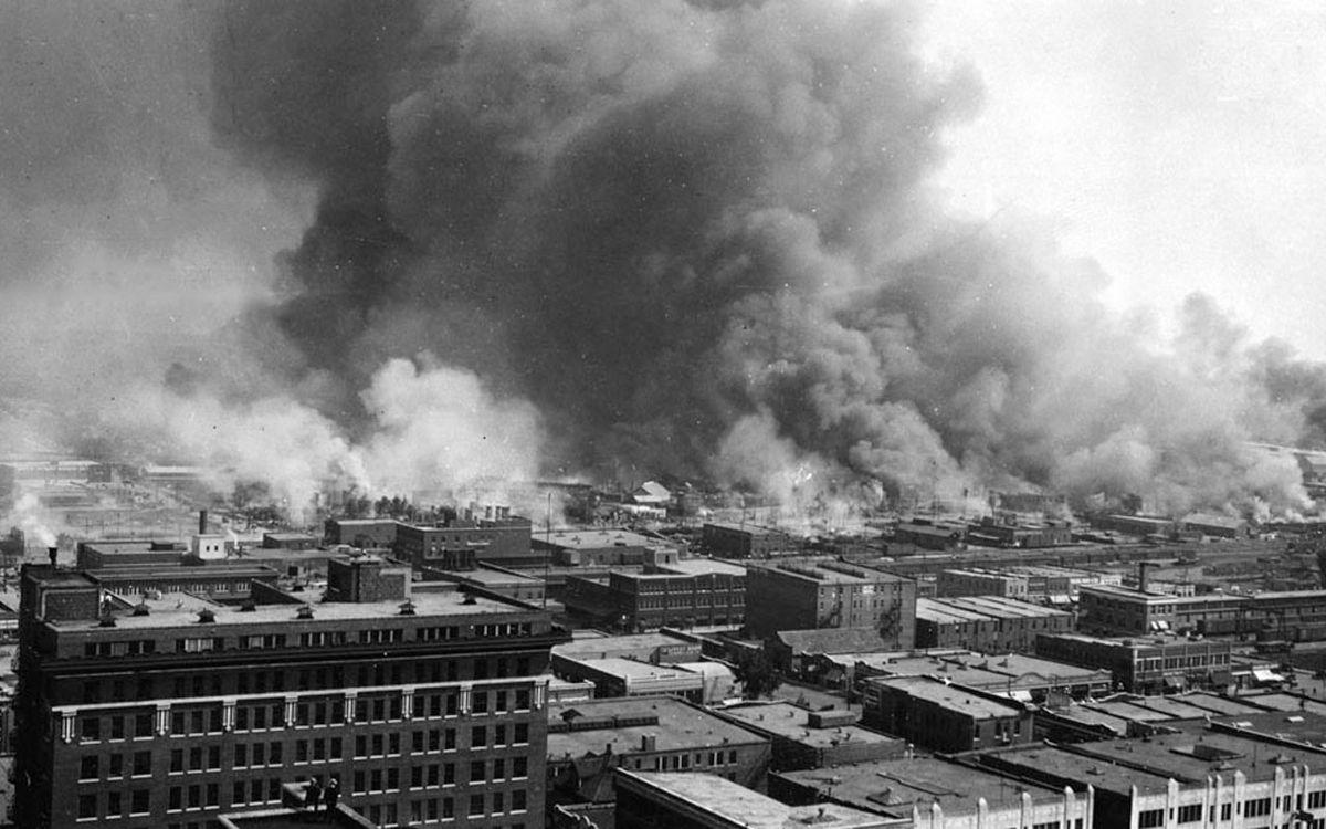 Tulsa Race Riot Inflames 1921